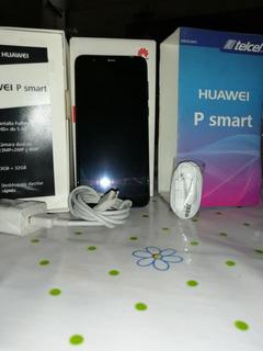 Huawei P Smart 2018 Semi-nuevo Azul