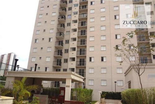 Apartamento Residencial À Venda, Vila Augusta, Guarulhos. - Ap9423