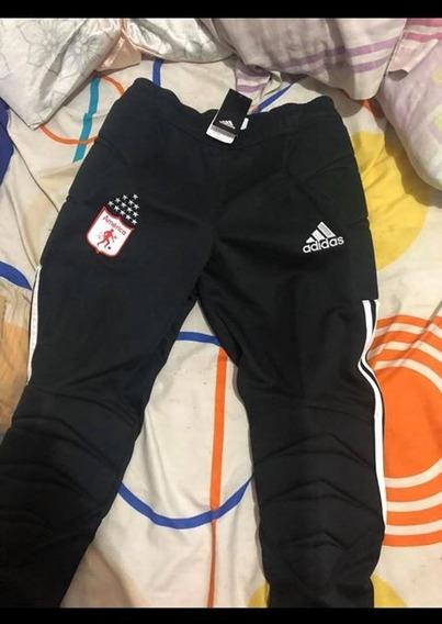 Pantaloneta De Arquero Profesional América De Cali