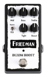 Friedman Buxom Boost - Pedal Booster P/guitarra Boutique