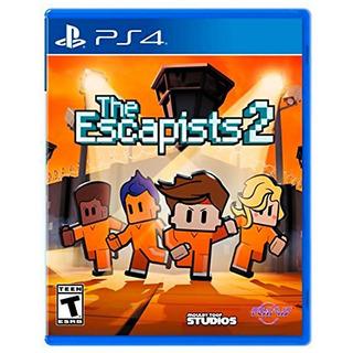 The Escapists 2 Ps4 Nuevo Fisico Sellado Envio Gratis