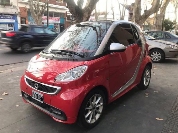 Smart 1.0 Passion 84cv 2013 Tomo Usado Financio Con Dni