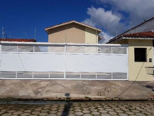 Linda Casa De Condomínio Lado Praia - Itanhaém Sp 3880 | Npc