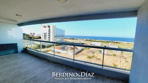 Hermoso Apartamento A Estrenar A Metros Del Mar- Ref: 430