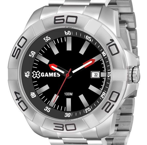 Relógio X-games Masculino Sk82 Com Nota Fiscal