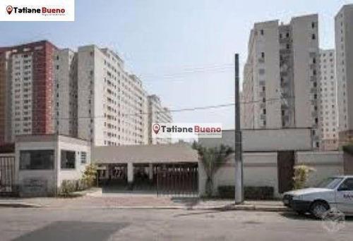 Apartamento Residencial À Venda, Parque Industrial, São José Dos Campos. - Ap1754