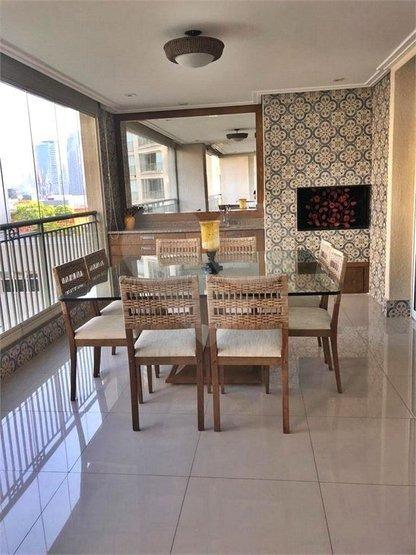 Apartamento A Venda No Brooklin, 178 M² - 4 Dormitórios - 345-im406842