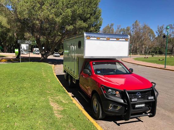 Nissan Np300 2.5 Chasis Cabina Dh Pack Seg Mt 2018