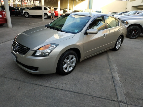 Nissan Altima 2.5 S Basico At Cvt 2009