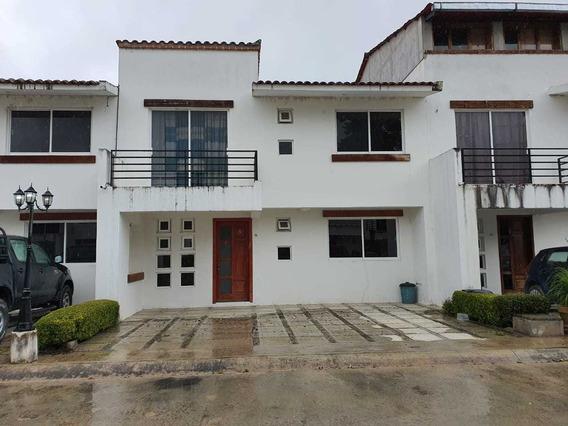 Casa En Renta En Privada, Barrio Maria Auxiliadora