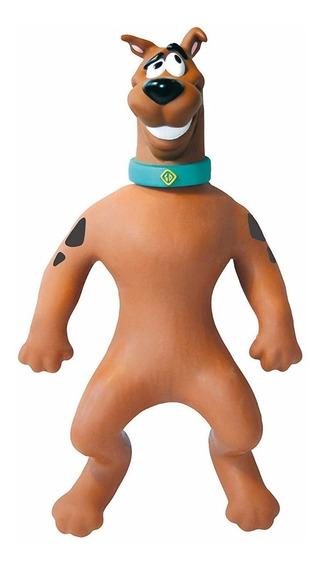 Scooby Doo Muñeco Stretch Gigante Se Estira 32cm