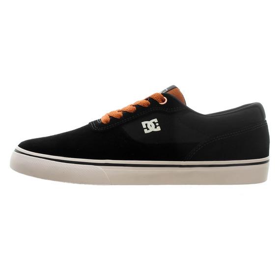 Tênis Dc Switch S Black Brown Dc