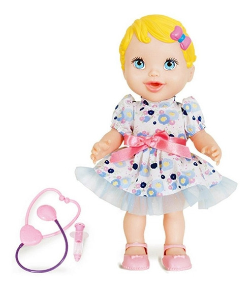 Boneca Babys Collection Alive Dodói Loira - Supertoys