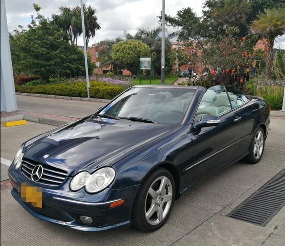 Mercedes Benz Clase Clk 500 Cabriolet