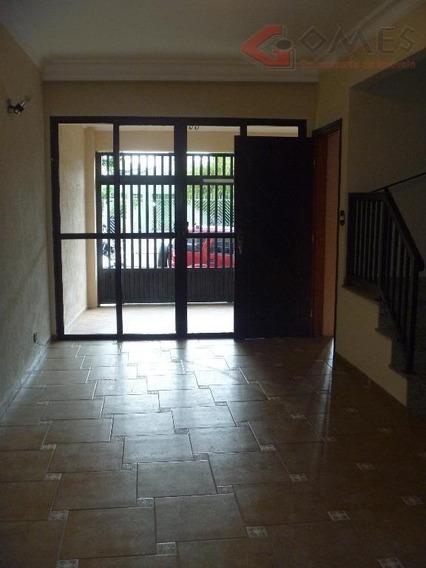 Sobrado Com 3 Dormitórios Para Alugar, 143 M² Por R$ 3.200/mês - Jardim Do Mar - São Bernardo Do Campo/sp - So0545