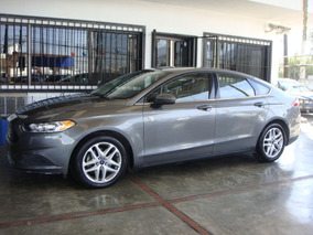Ford Fusion 2.5 S L4 At