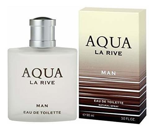 Aqua La Rive Man La Rive - Perfume Masculino - Edt 90ml