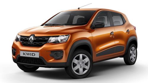 Renault Kwid Enero  Entrega Inmediata - No Es Plan