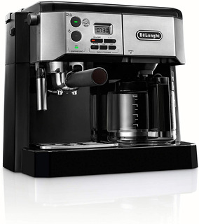 Delonghi Bco430 Cafetera Express Capuchino Doble Automatic