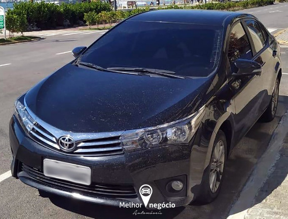 Toyota Corolla Xei 2.0 16v Flex Aut. 2016 Preto