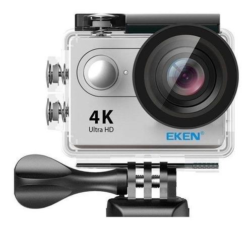 Câmera sportiva Eken H9R 4K NTSC/PAL silver