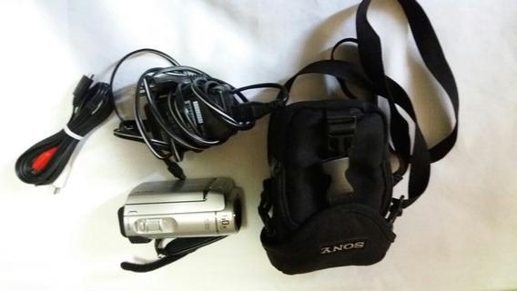 Filmadora Handycam Sony Dcr-sx40