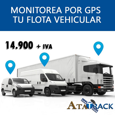 Monitoreo Satelital Gps Empresas (atacama, Copiapó)