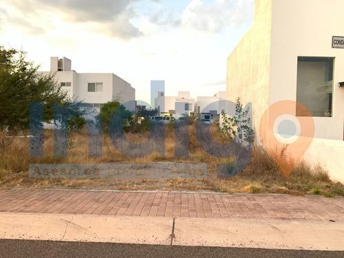 Terreno Plano En Venta En La Condesa Juriquilla