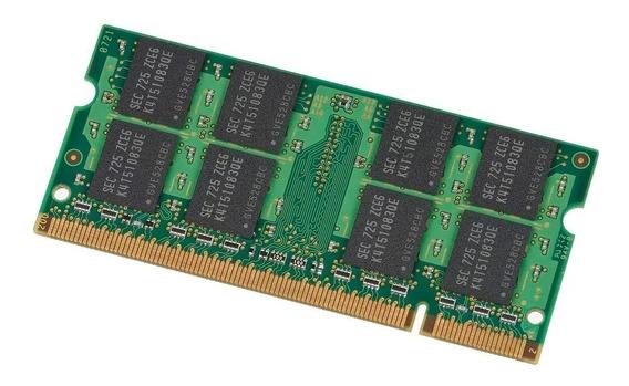 Memória Ram 2gb Ddr2 Notebook Dell Inspiron 1525 1545 Hynix