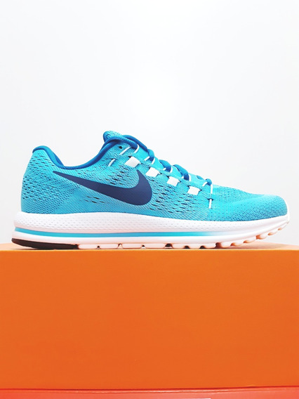 Tênis Nike Vomero 12 Masculino Corrida 2 Azuis N. 39 E 40