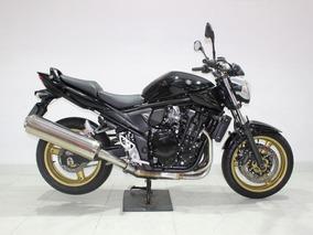 Suzuki Bandit 650 N 2013 Preta
