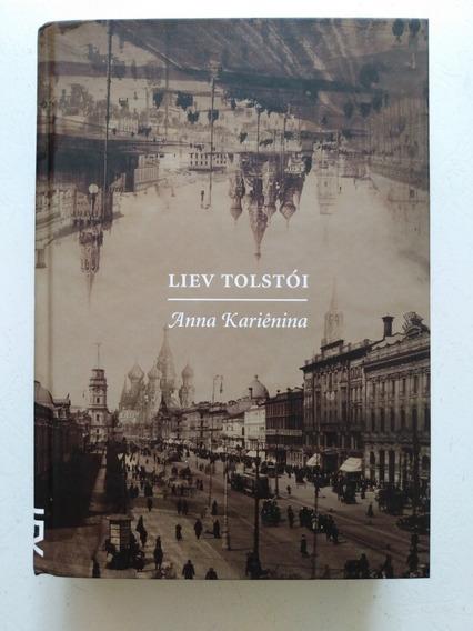 Livro Anna Karienina Cosac Naify