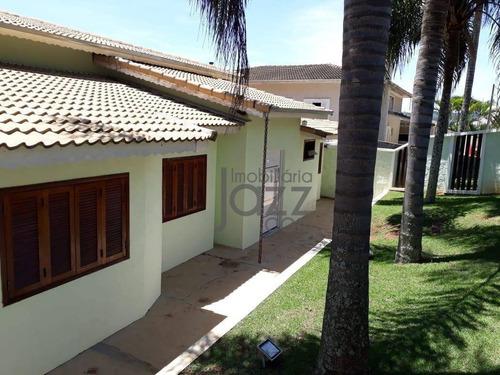 Chácara Com 4 Dormitórios À Venda, 1000 M² Por R$ 990.000,00 - Condomínio Parque São Gabriel - Itatiba/sp - Ch0551