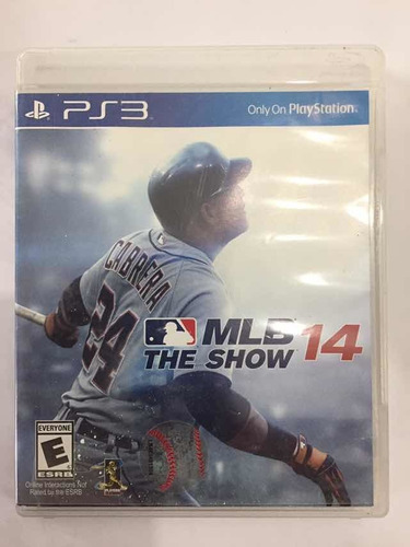 Mlb The Show 14 Ps3