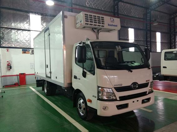 Hino 816 - Toyota Japón - Ideal Caja Frío 0° / -30° (+ Iva)