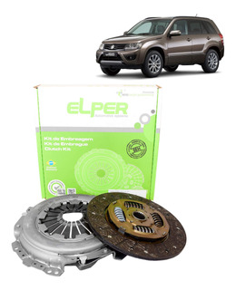 Kit De Embreagem Suzuki Grand Vitara 4sport 2.0 16v 4x2 2016
