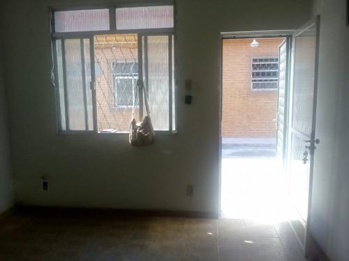 Casa Linear  Com 2 Quartos Garagem, 75m²  - Quintino Bocaiuva - Aec2284
