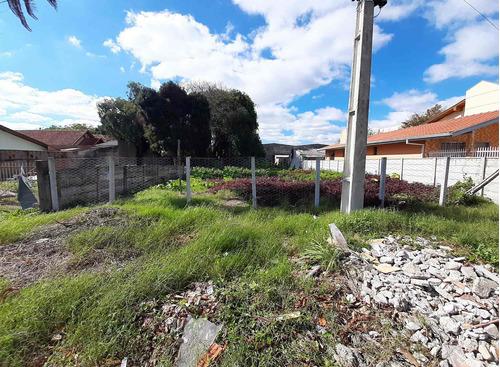 Terreno À Venda Com 750m² Por R$ 690.000,00 No Bairro Hauer - Curitiba / Pr - Eb+8985