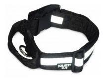 Collar Julius K-9 ,entrenamiento Canino Con Asa,38 - 53 Cms