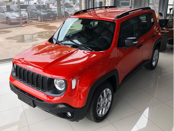 Jeep Renegade 1.8 Sport At Plus // Northville