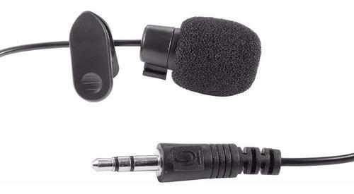 Microfono Lavalier Tipo Neewer Clip Solapa Pop Camara 3.5 Mm Pc