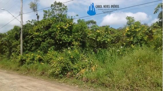 3410-terreno Para Chácara 2.500m Itanhaém