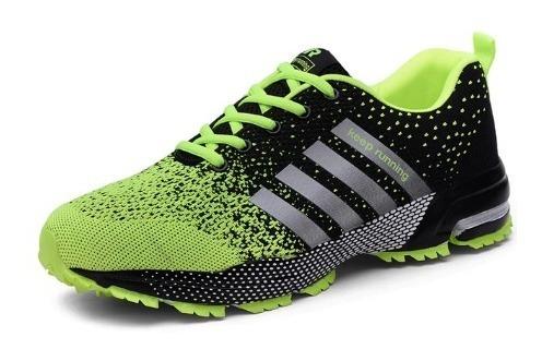 Tênis Esportivo Keep Running - Leve E Respirável