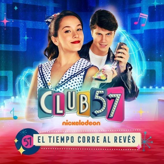 Evaluna Montaner & Club 57 Cast Cd Nuevo 2019 Nickelodeon