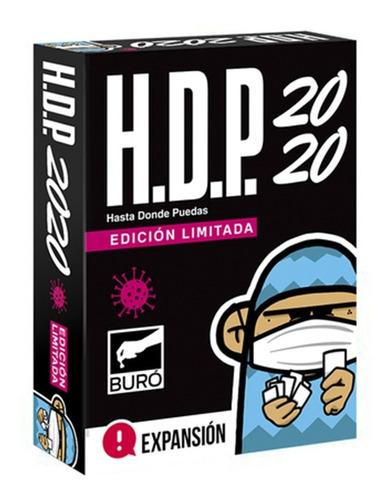 Hdp 2020 Expansión Limitada Hasta Donde Puedas Juego Lelab