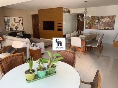 Eleven Imoveis, Lindo Apartamento A Venda Na Graça Com 4/4 - Ap02686 - 34051782