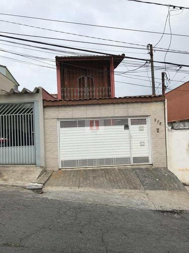 Sobrado Com 4 Dorms, Parque São Lucas, São Paulo - R$ 620 Mil, Cod: 1067 - V1067
