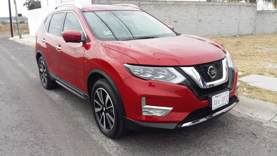 Nissan X-trail 2.5 Exclusive 3 Row Cvt 2019