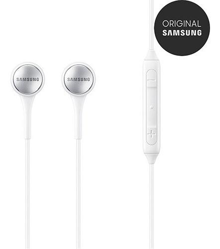Fone De Ouvido Samsung Intra Auricular Ig935 Branco Original