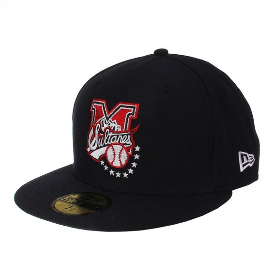 Gorra New Era 59 Fifty Sultanes De Monterrey No. 70112206